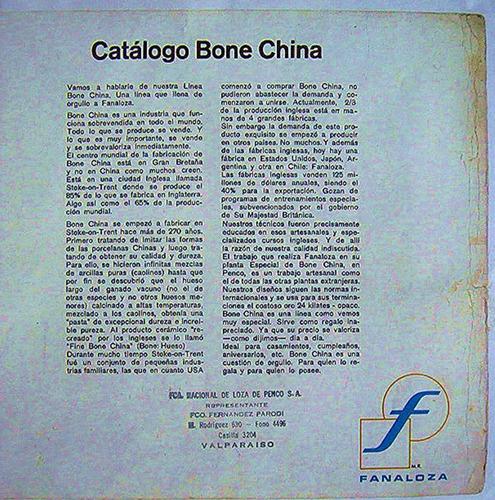 florero sussex vintage porcelana fanaloza penco exportacion