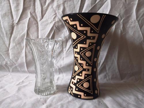 florero vasija jarra jarrón artesanía
