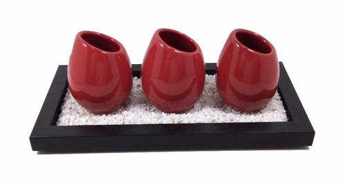 floreros decoracion ceramica hogar