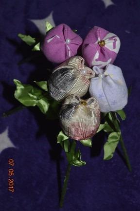 flores, arreglos y decoraciones patchwork para toda ocasión