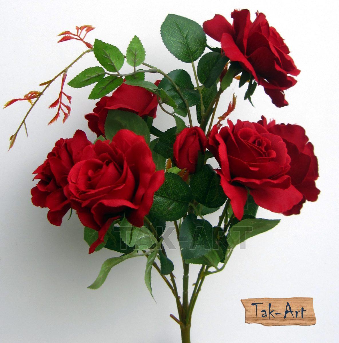 50 Sementes De Rosa Flor Vermelha Linda Exóticas +manual ...  |Rosa Flor Vermelha