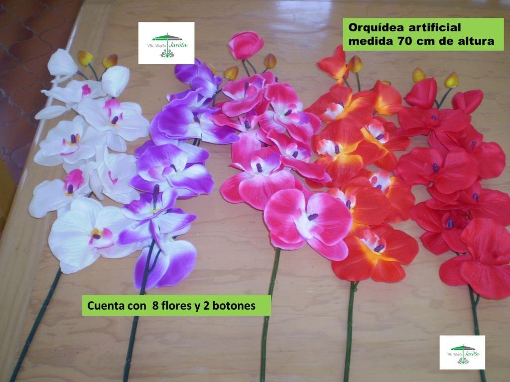Flores Artificiales Bfn 21000 En Mercado Libre - Manualidades-con-flores-artificiales