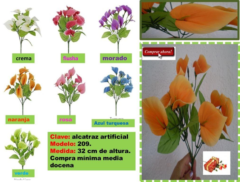 Flores artificiales bfn en mercado libre for 5 nombres de plantas ornamentales