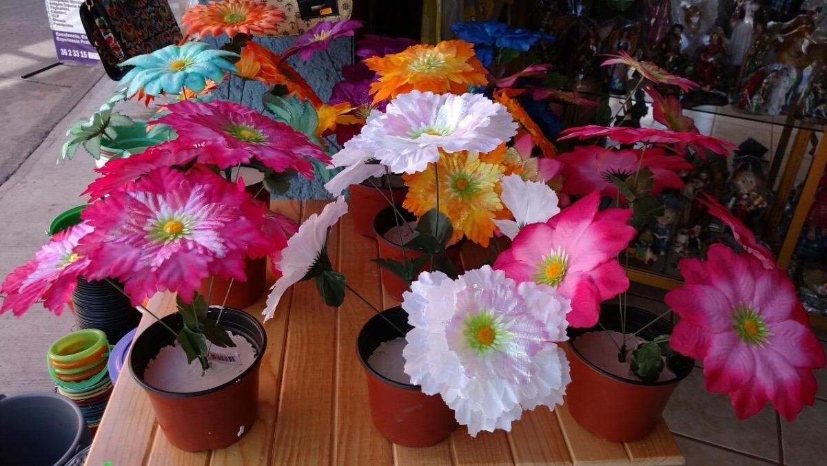 Flores Artificiales Para Manualidades Decoracion Floreros 2900 - Manualidades-con-flores-artificiales