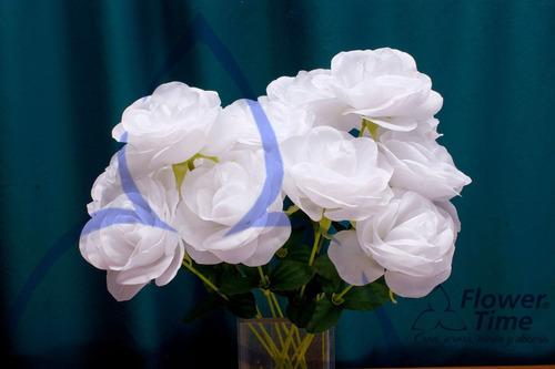 flores artificiales rosas artificiales la docena