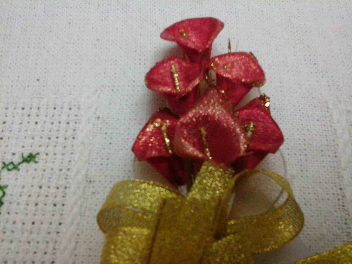 Flores Artificiales Tipo Cala Para Manualidades Bs 003 En - Manualidades-con-flores-artificiales