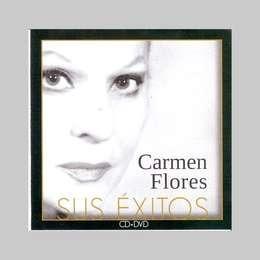 flores carmen sus exitos cd + dvd nuevo