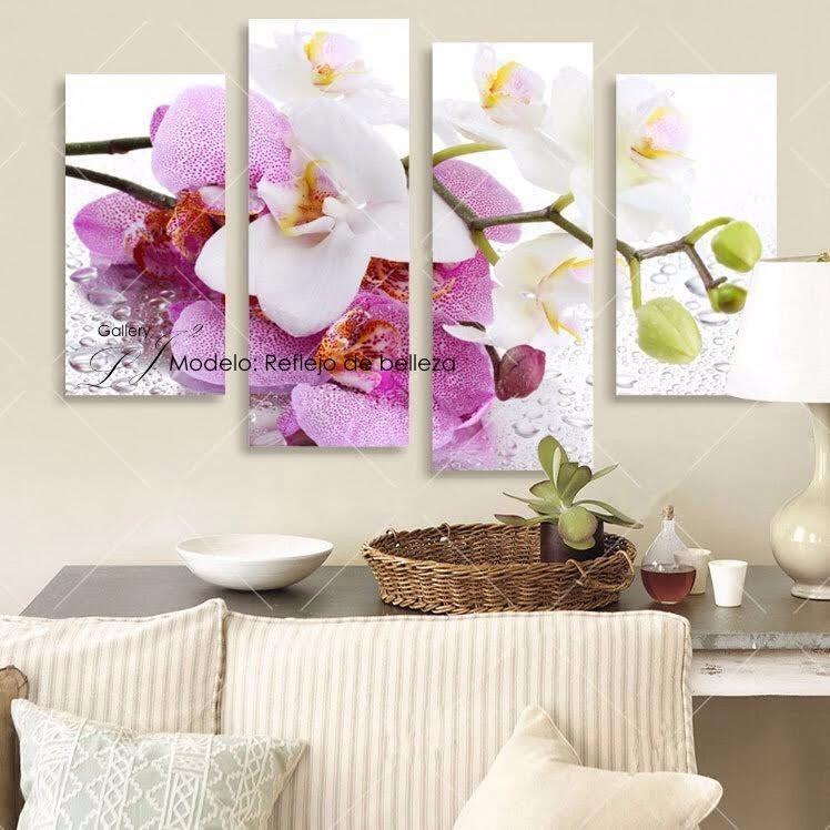 Flores cuadros decorativos trendy orqu deas 1 500 for Comprar cuadros bonitos