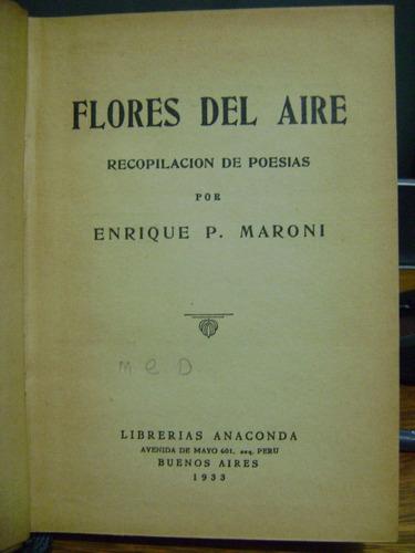 flores de aire enrique maroni (comp.)