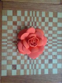 6ec628d2b Flores De Fomy De 9 Cm Cualquuer Color