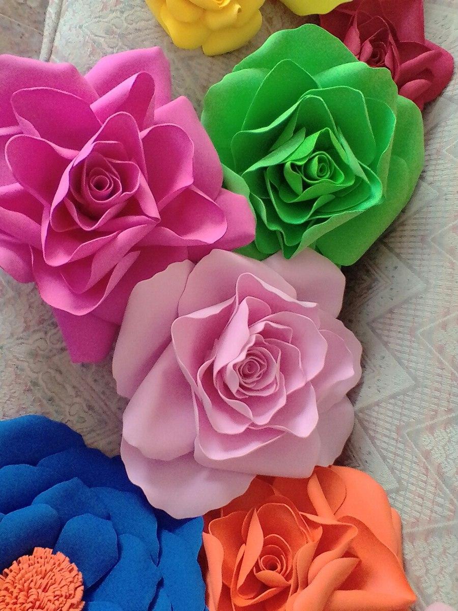 123071ebca9 Flores Gigantes De Fomy