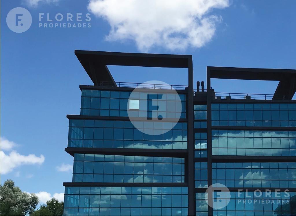 flores prop - skyglass iii, oficina en venta