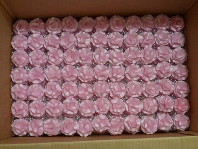 Adesivo Emoji Personalizado ~ Flores Tecido 4cm Atacado Tiara Acessório Lembrancinha 1un R$ 1,00 em Mercado Livre