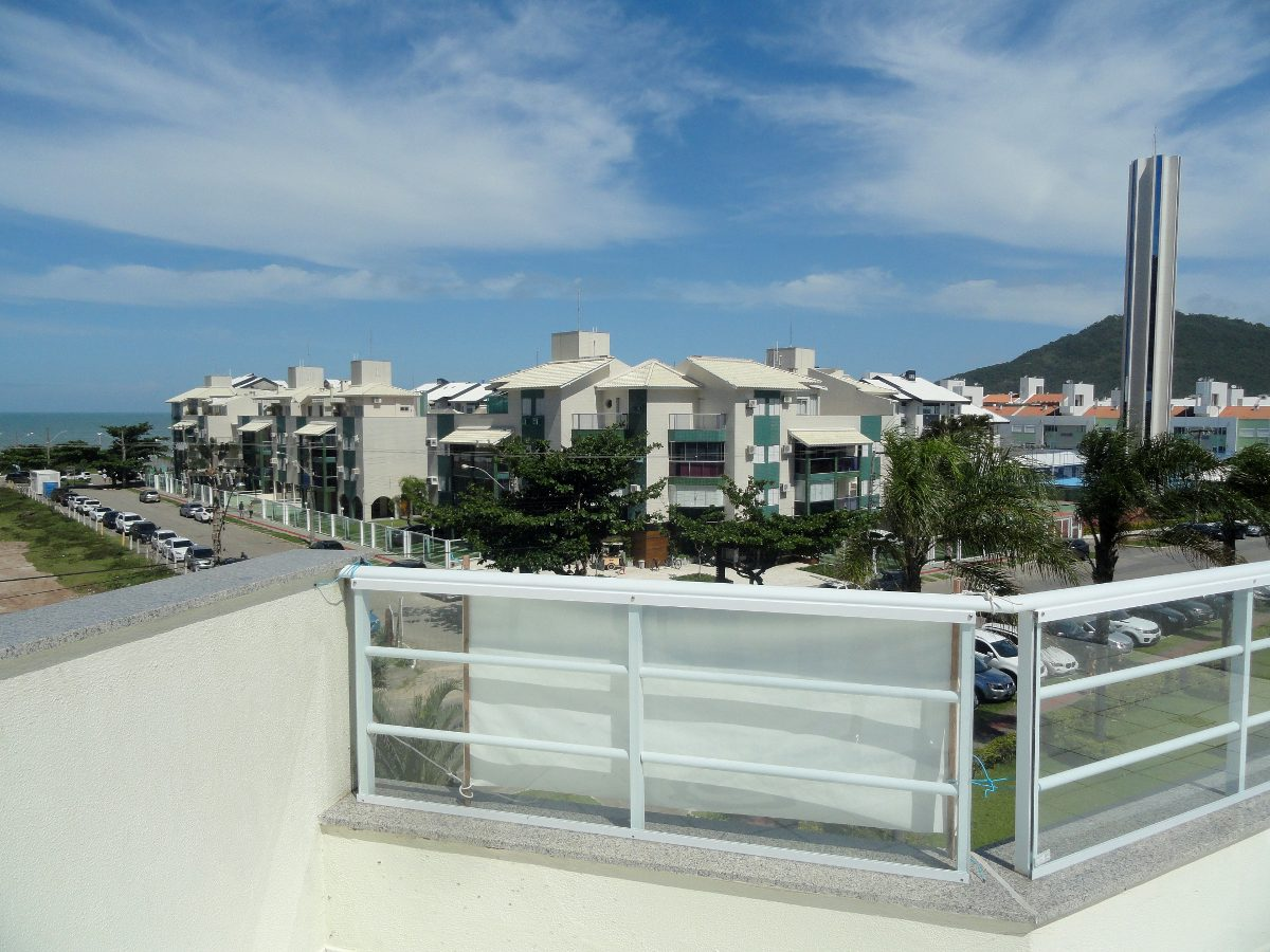 florianopolis, praia brava-semi piso vista mar-10 personas