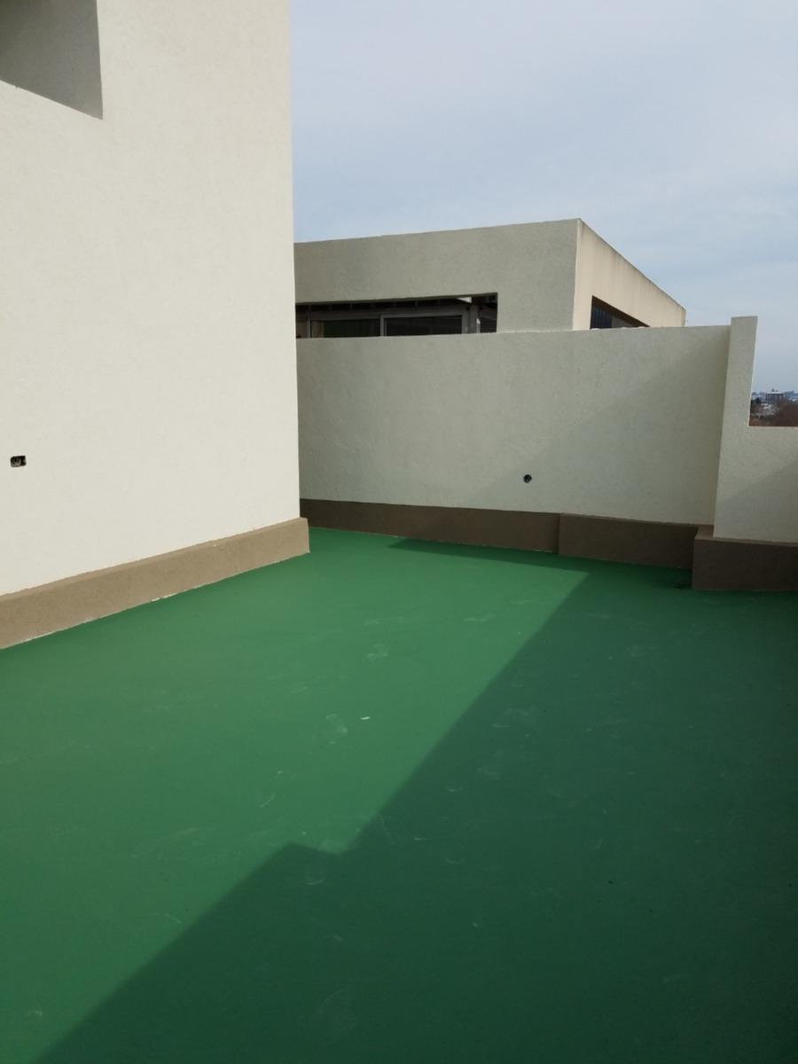 florida 2 ambientes al frente con gran terraza y cochera.