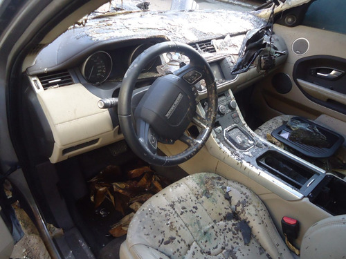 floripa imports sucata land rover evoke 2012