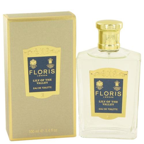 floris lirio de los valles por floris eau de toilette spray