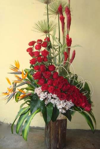floristeria; arreglos florales peluches con globos