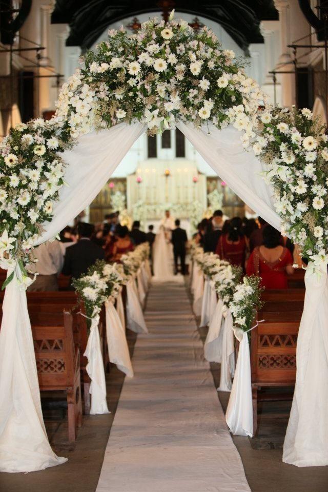 floristeria arreglos para bodas decoraciones de iglesias - bs. 7.000