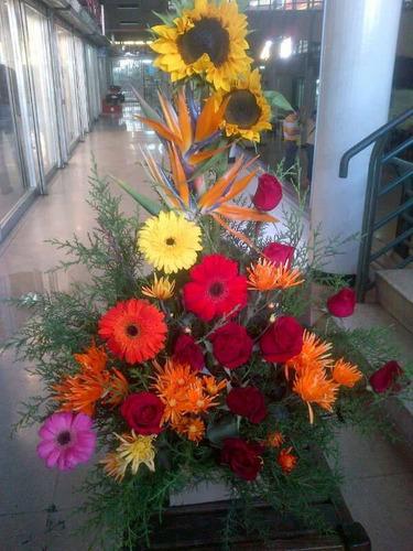 floristería santa mónica. ramos, bouquets y mucho más!
