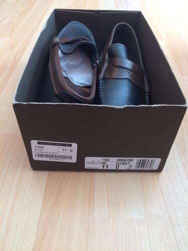 florsheim franklin penny 45 us 11 nuevos zapato hombre