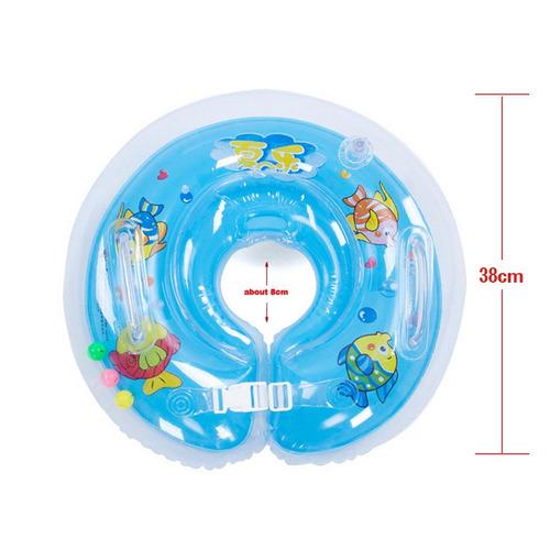 flotador bebe salvavidas natación inflable piscina playa