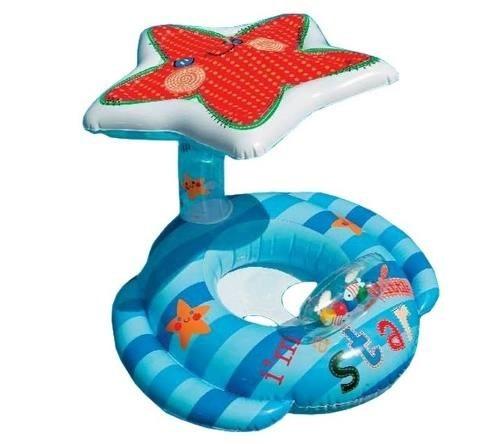 Flotador Beb S Inflable Estrella Piscina Techo Playa S