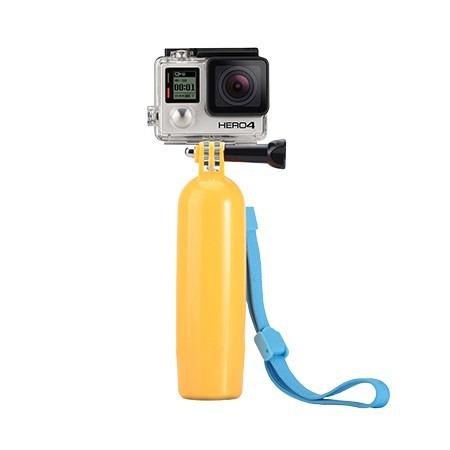 flotador bobber de mano para cámaras gopro