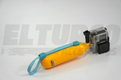 flotador camara gopro gopole bobber go pro generico