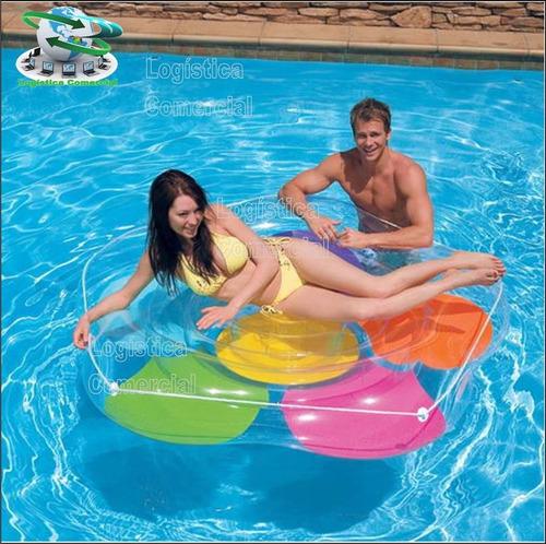 flotador colchoneta inflab bestway tortuga 58279 playa pisc