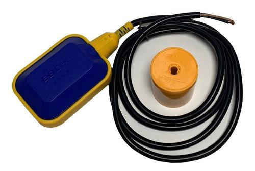flotador control nivel liquidos electrico bomba