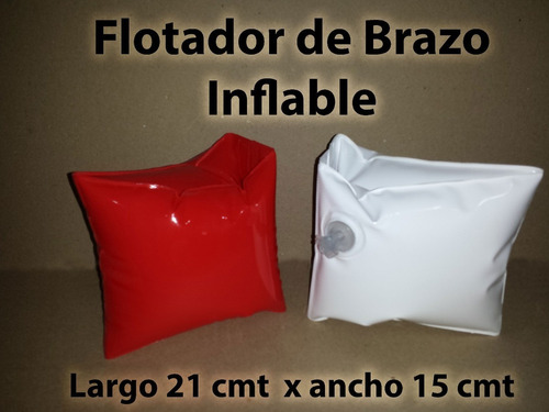 flotador de brazo inflable pbl04