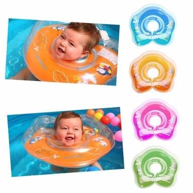 flotador de cuello para bebé