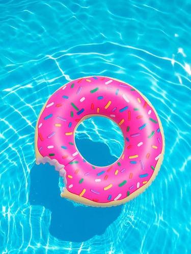 flotador dona donut