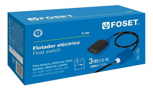 flotador electrico foset 49347