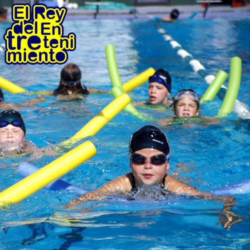 flotador flota flota pancho natación piscina 1.50mt - el rey