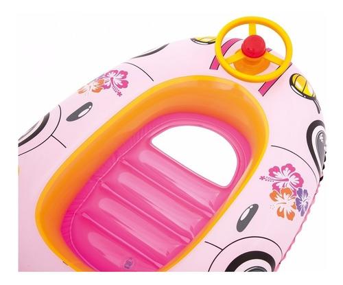 flotador inflable bebe bestway 34103 para pileta con techo