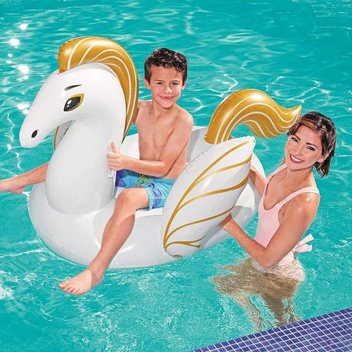 flotador inflable infantil pileta bestway pegasus 41121 gtia