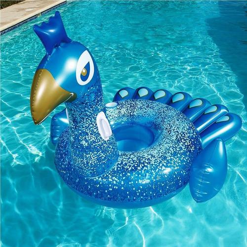 flotador inflable pileta bestway pretty peacock 41101 cuotas