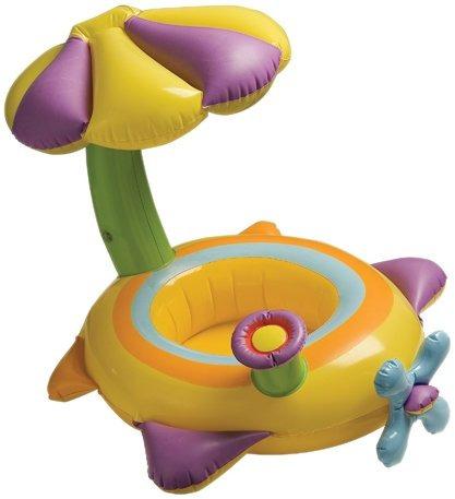 flotador intex 56580ep inflable bebé de la flor