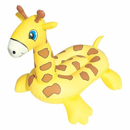 flotador jirafa infla 109x71x79 cm ploppy 381732