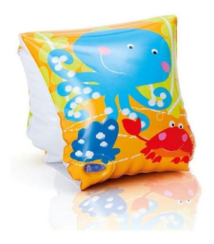 flotador mangas piscina niños inflable