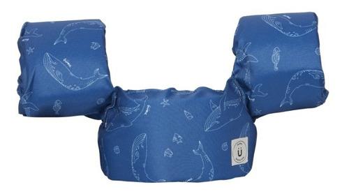 flotador niños güima azul ballena