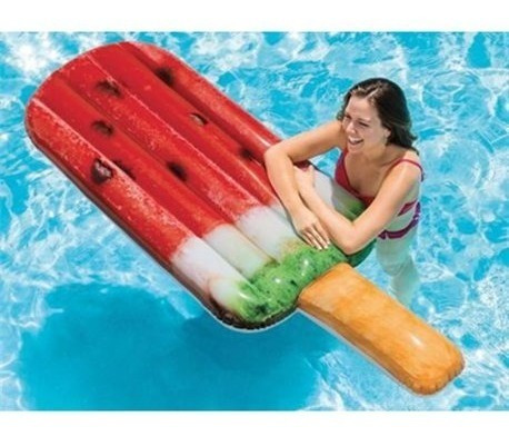 flotador paleta gigante para piscina increible