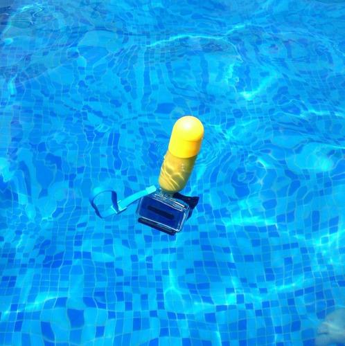 flotador para gopro hero 2 3 4 nuevos