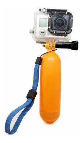 flotador para gopro u otras cámaras floaty bobber