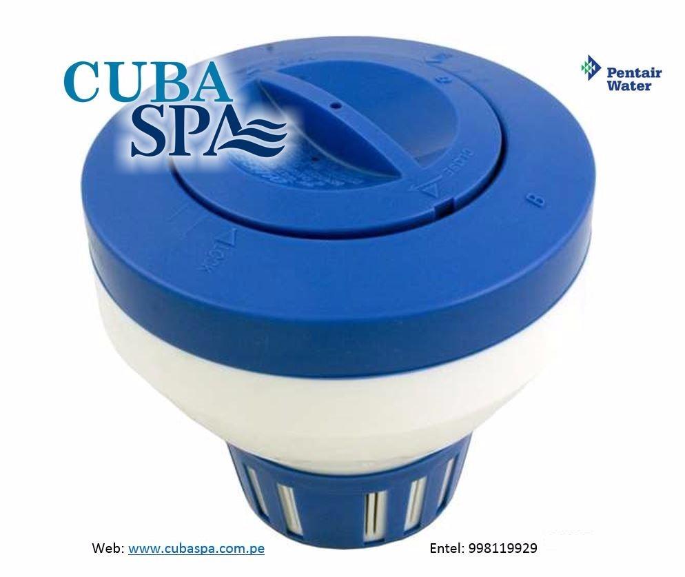 flotador para pastillas de cloro para piscina u s 37 00