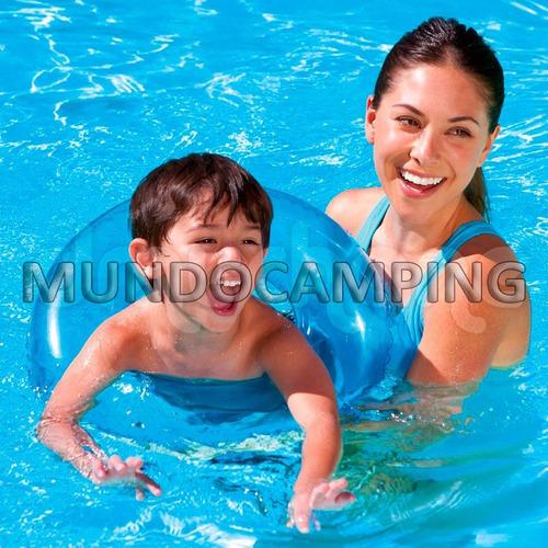 flotador salvavidas aro inflable pileta playa bestway 51 cm