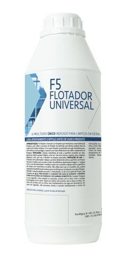flotador universal 1l limpeza de estofados teto couro tapete
