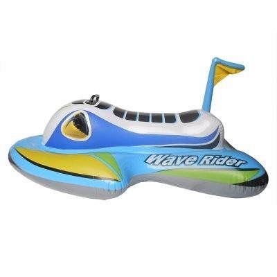 flotador yesky moto acuática inflable jet ski intex